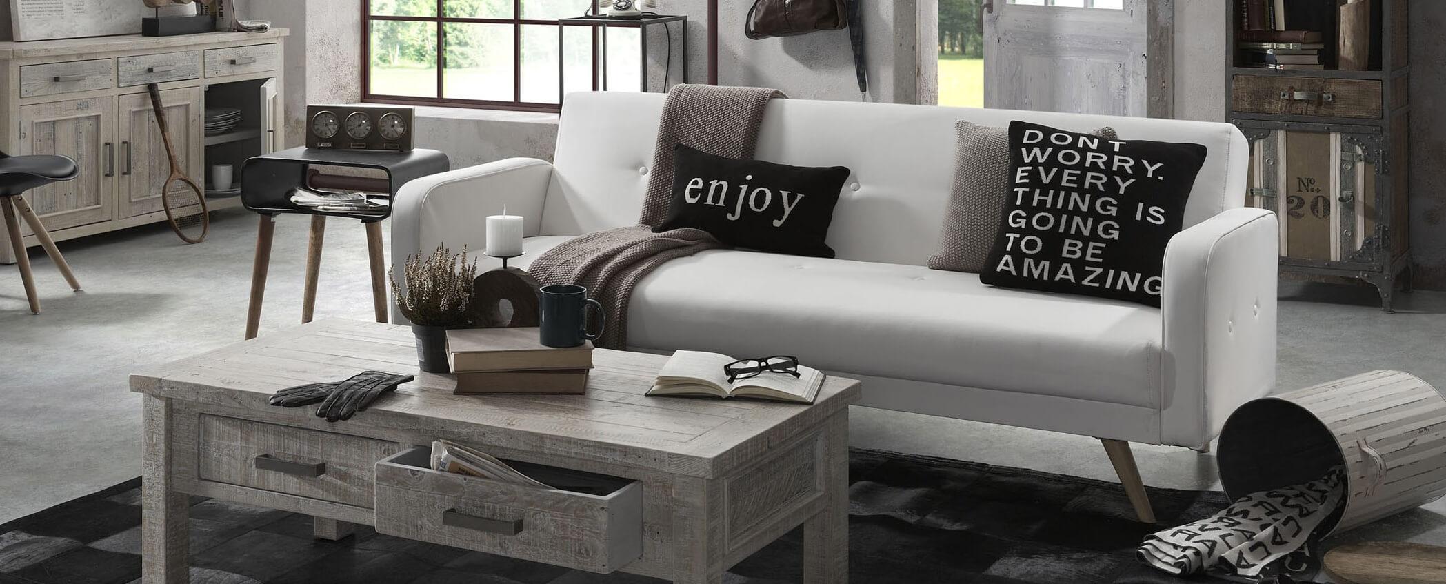 Sofás cama Minimalista Moderno
