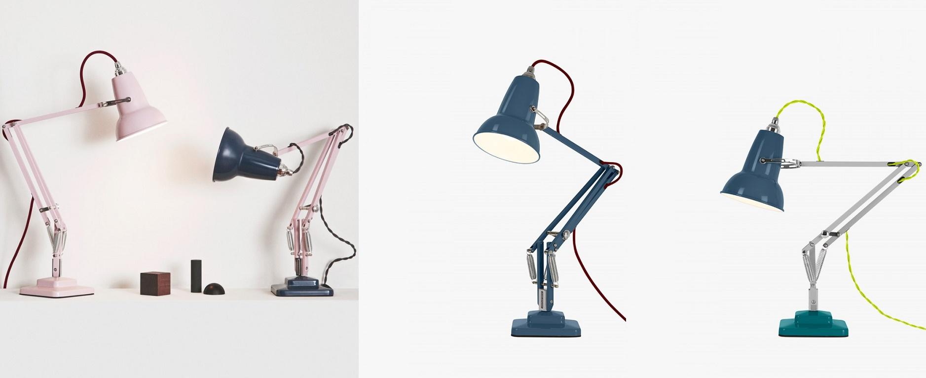 Lámparas de sobremesa Industrial Vintage