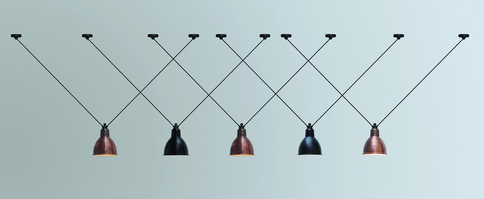 Lámparas de techo Secto Desing