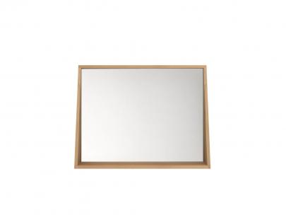 espejo de pared qualitime de ethnicraft estilo nordico