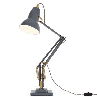 lampara sobremesa de anglepoise modelo original brass 1227