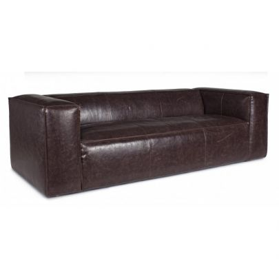 Sofa 3 4 plazas Dakota L polipiel Descanso y confort