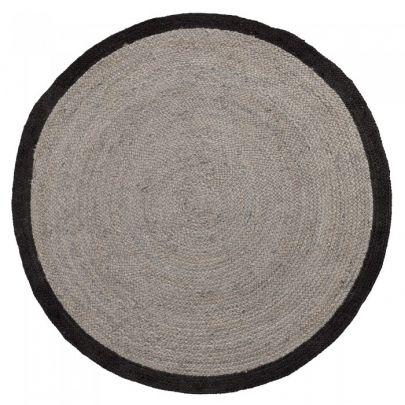 alfombra redonda fibra natural