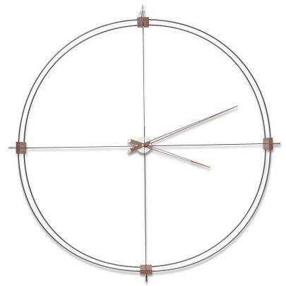 reloj pared moderno delmori nomon