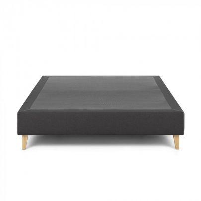 base cama con tela antimanchas