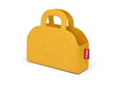 bolsa fatboy amarilla