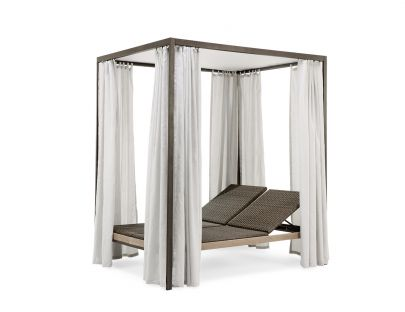 cama lounge Allaperto Mountain Ethimo exterior