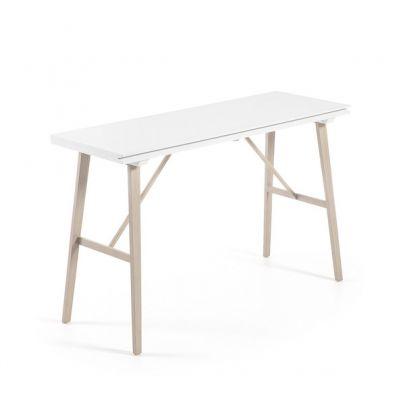 mesa consola plegable nordico