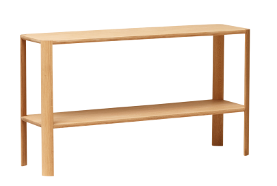 consola shelf de estilo nordico