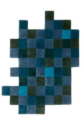 Alfombra DO-LO-REZ Nanimarquina azules