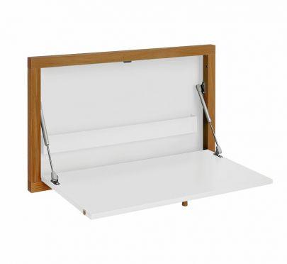 escritorio empotrado plegable de estilo nordico