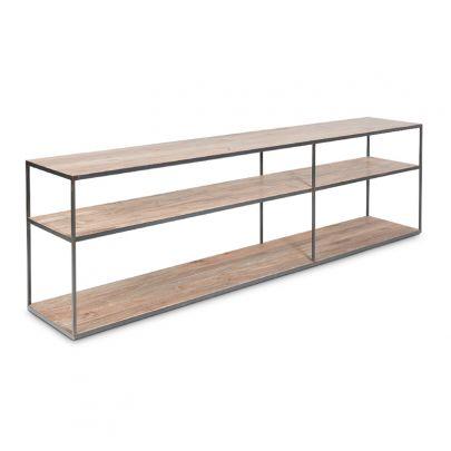 Estantería Onetwo Dareels madera teca