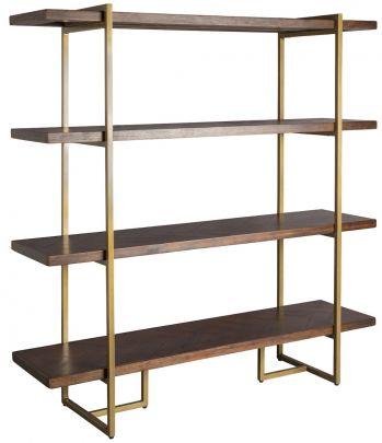 estanteria de estilo industrial de la marca dutchbone