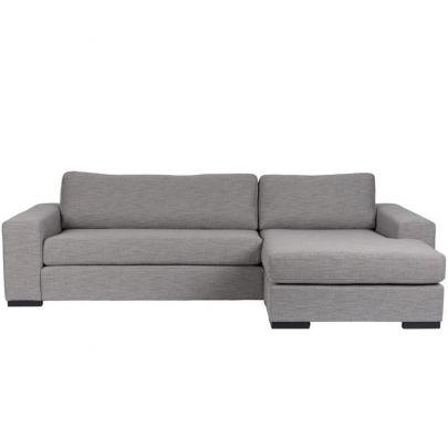 Chaise Longue Fiep color gris
