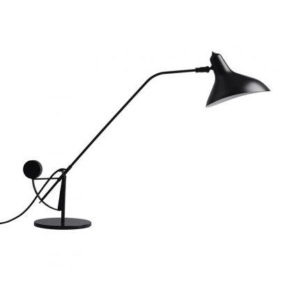 Lámpara de sobremesa modelo Mantis BS3 de DCW éditions en color negro