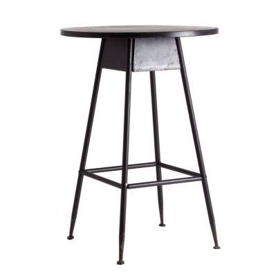 mesa auxiliar alta industrial