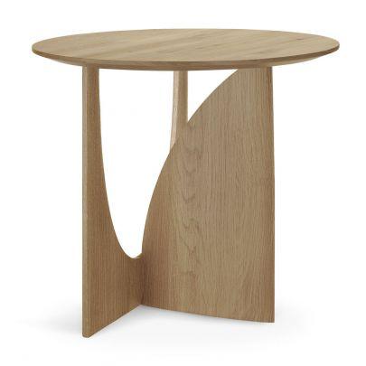 Mesa auxiliar Geometric en roble - Ethnicraft