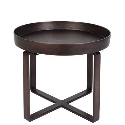 mesa auxiliar ferro