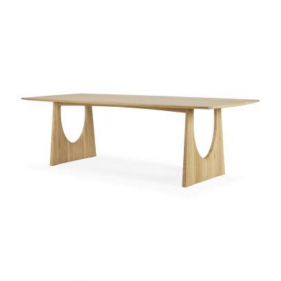 mesa comedor Ethnicraft Geometric