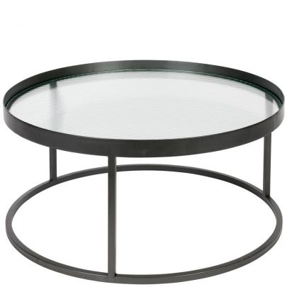 Mesita redonda BOLI - ¡Colección Industrial!