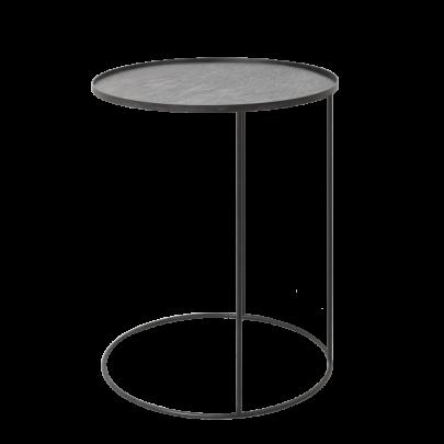 mesa auxiliar Tray estilo escandinavo
