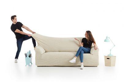 Funda de sofá híper elástica MILOS
