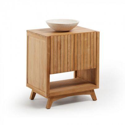 Mueble de baño nórdico