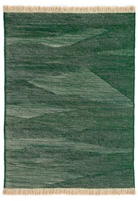 alfombra  telares nanimarquina  verde
