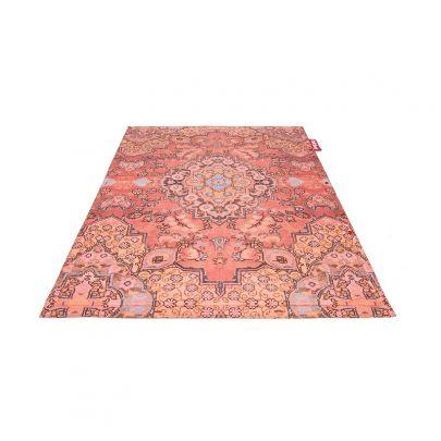 alfombra exterior naranja fatboy