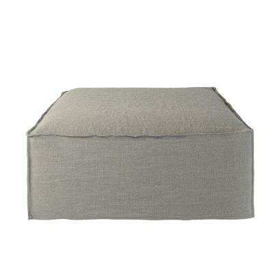 Pouf minimalista moderno Strozzi Dareels