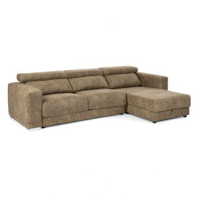 sofa chaise longue estilo moderno