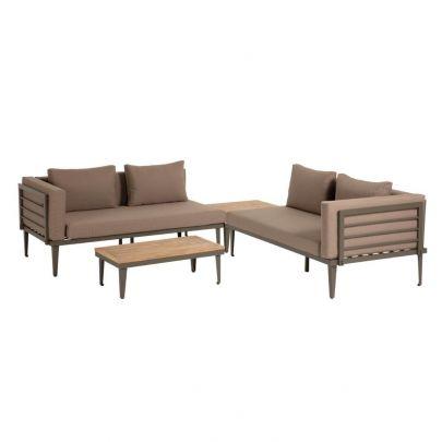 Set sofá exterior Pascale