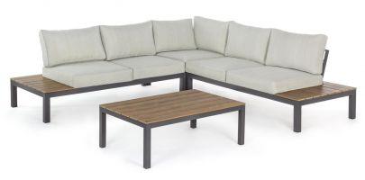 conjunto del sofá esquinero Elias