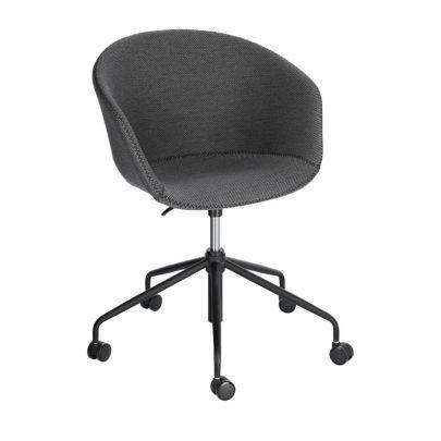 Silla escritorio con ruedas estilo moderno