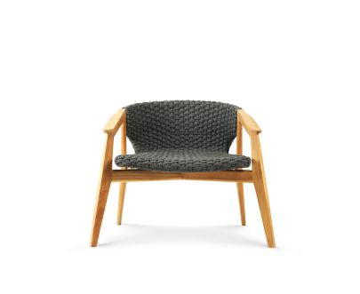Sillón Lounge exterior Knit Ethimo