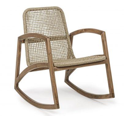 sillón mecedora Adelita exterior