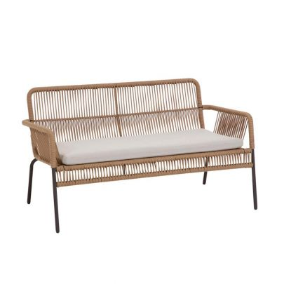 Sofá 2 plazas Rope. Confort para tu terraza