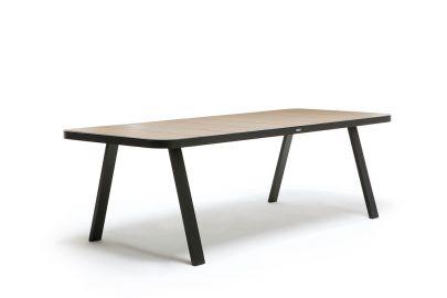 Mesa de comedor rectangular para exterior - Ethimo
