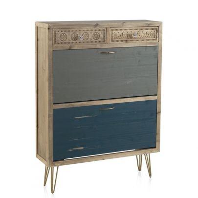 mueble-zapatero-vintage